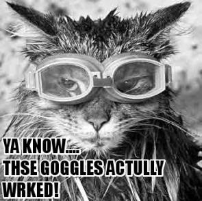 The Goggles do… something?