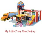 Elmer's My Little Pony Glue Factory Play Set