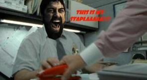 This is my staplaaaaa!