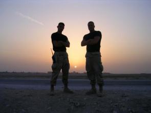 Al Udeid Sunrise