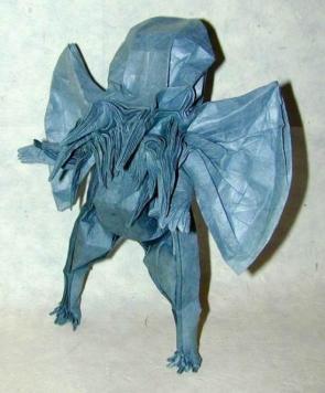 Cthulhu Origami