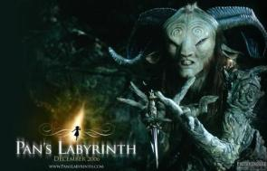 Pan's Labyrinth Movie Poster Wallpaper