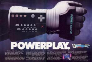 Powerglove Advertisement
