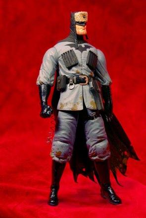 Red Son Batman Statue
