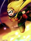 Robin 4 (Female robin!?)