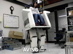 Hubo FX-1 Chair Bot