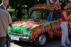 Sausage Car