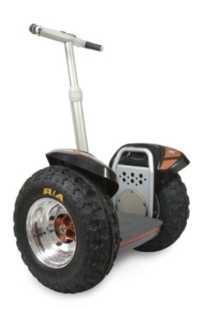 Monster Wheel Segway