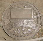Teenage Mutant Ninja Turtles Sewer Cover (new york for realz)