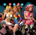 She-Ra, Rainbow Brite, and Strawberry Shortcake