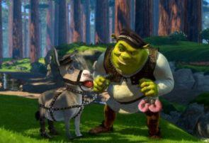 Naughty Shrek