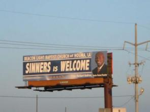 Sinners is welcome!
