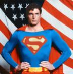 Christopher Reeves is SUPERMAN