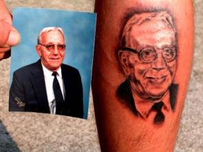 And Yet An Other Bad Portrait Tattoo