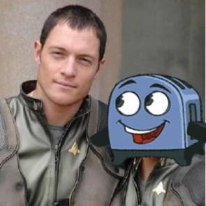 Battlestar Galactica – The Brave Little Toaster
