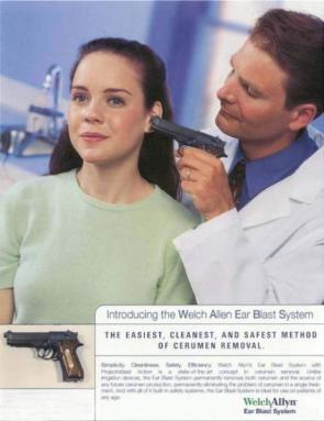 Welchi Allen Ear Blast System