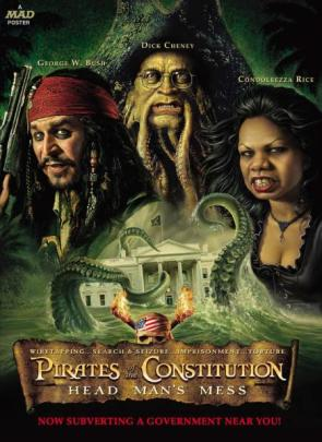 Pirates of the Constitution – Head Man's Mess