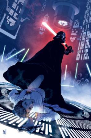 Darth Vader Vs Jedi