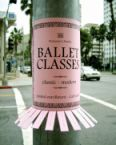 Clever Ballet Advertisement
