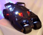 Batmobile Computer Case