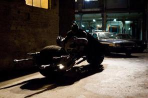Batman's New Bat Cycle