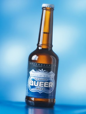 your drinkin that queer beer, aintcha?