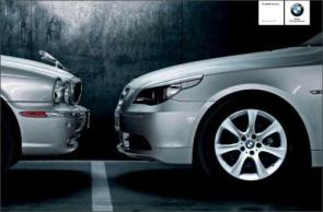 Clever BMW Ad