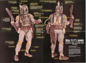 Boba Fett Spec Sheet