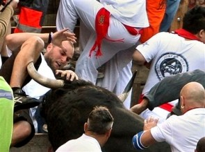 This is what happen when you screw with the bull: