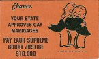 Monopoly Card – Gay Marriage!