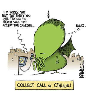 Collect Call of Cthulhu