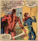 Daredevil Is A Pig