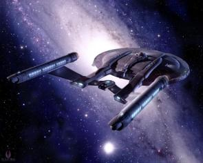 NX-01 Enterprise Wallpaper