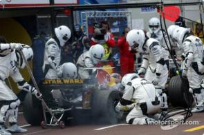 Formula One Imperial Pit Crew