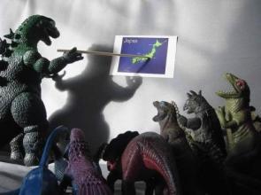 Godzilla's Plan Of Attack