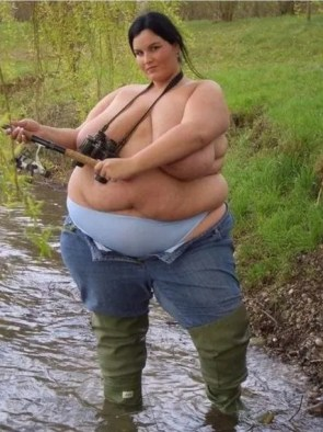 NSFW – BBW Gone Fishing