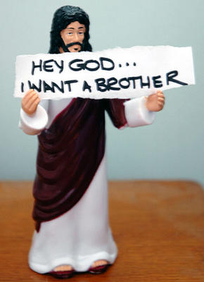 Hey God, I Want A Brother