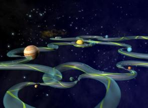 Interplanetary Superhighway