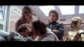 Star Wars Kiss