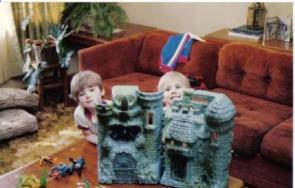 Grey Skull Castle