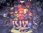 PowerPuff Girls Z meet other cartoons