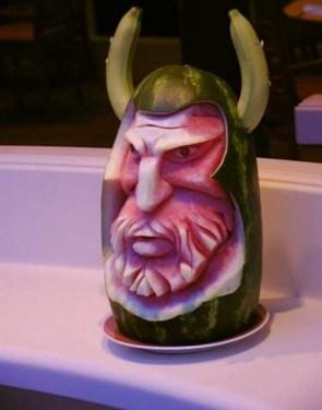 Viking Water Mellon