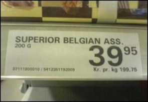 Superior Belgian Ass