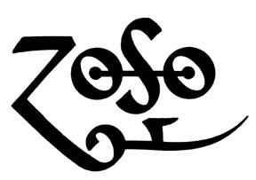 Jimmy Page's Symbol