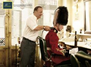 Royal Guard Haircut