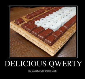 Delicious Qwerty