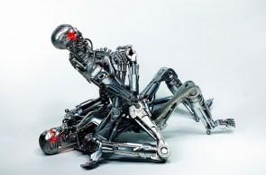 Terminator Reverse Cowgirl
