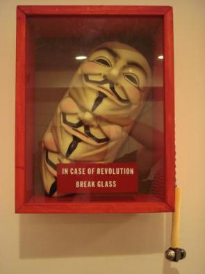 In Case Of Revolution – Break Glass