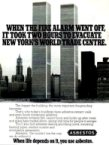 Asbestos Would Have Saved The Twin Towers