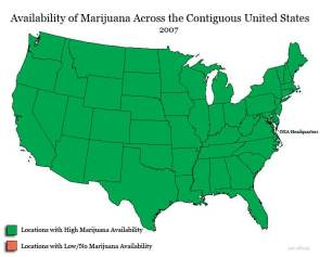 Availability of Pot